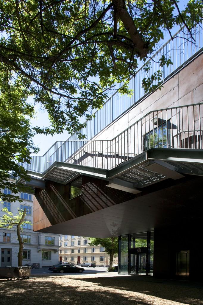 Trappe til tagterrasse_foto Anders Hviid
