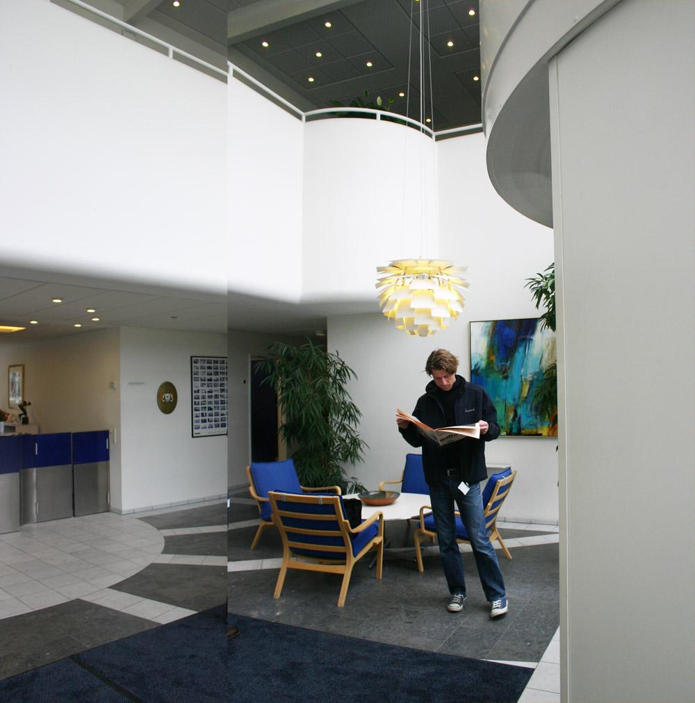 Oprindelig foyerområde