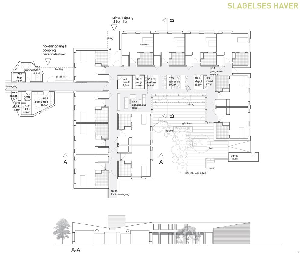 Bomiljø 1 etage