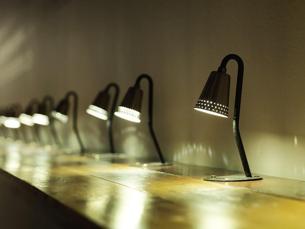 Genbrugslamper fra rekvisiten_Anders Hviid foto