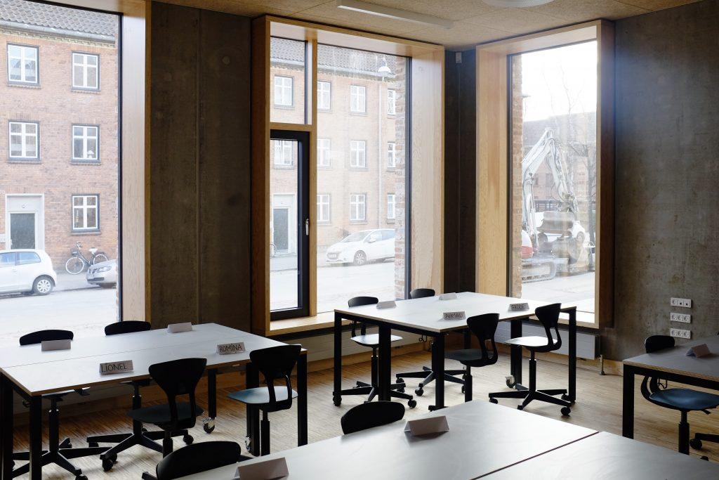 Klasselokale_foto Simon Damholt Løwenstein