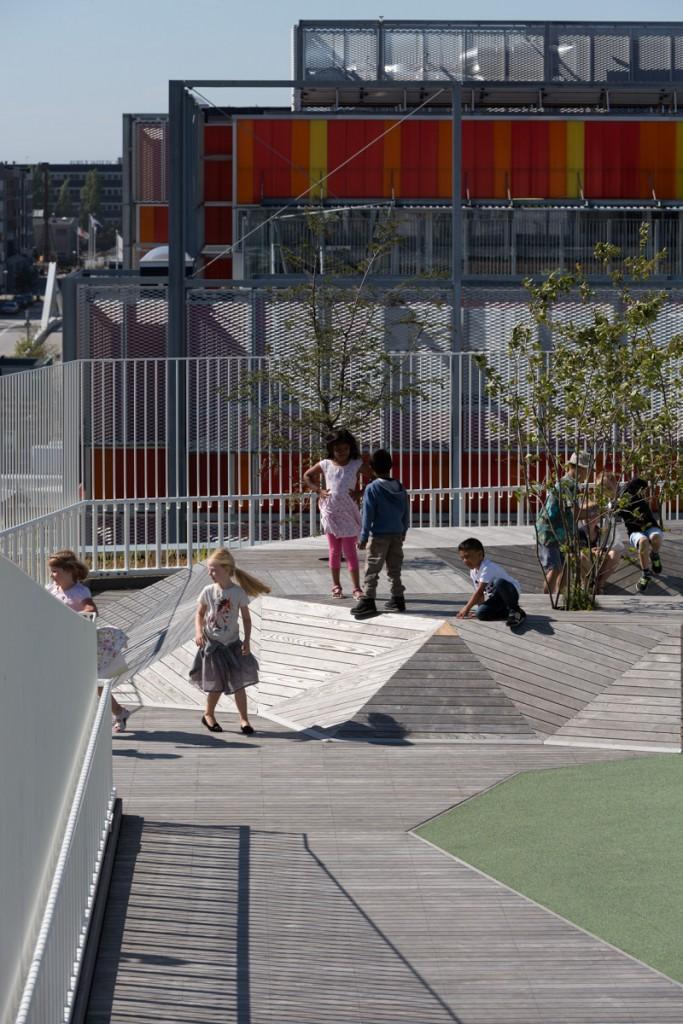 Haveje set fra Skolen i Sydhavnen_foto Torben Eskerod