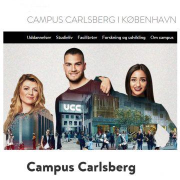 CAMPUS CARLSBERG SLÅR DØRENE OP