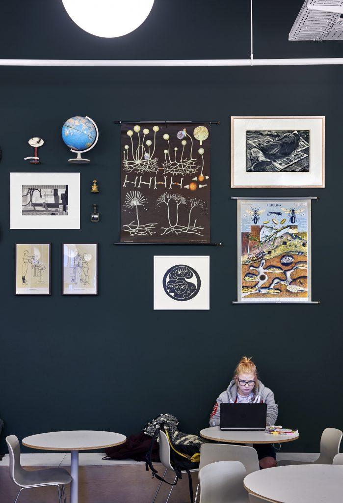 Kunstprojekt af Lasse Krogh i samar. med Statens Kunstfond_foto Torben Petersen
