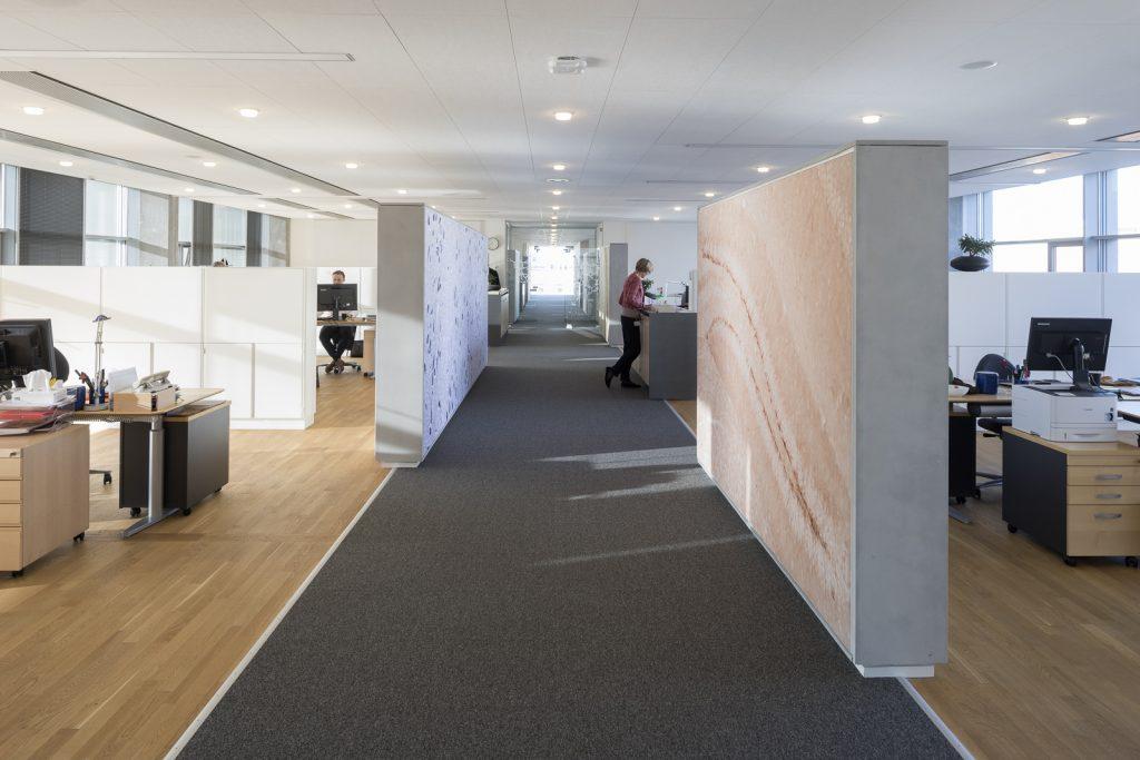 Direktions åbent kontormiljø_foto Torben Eskerod