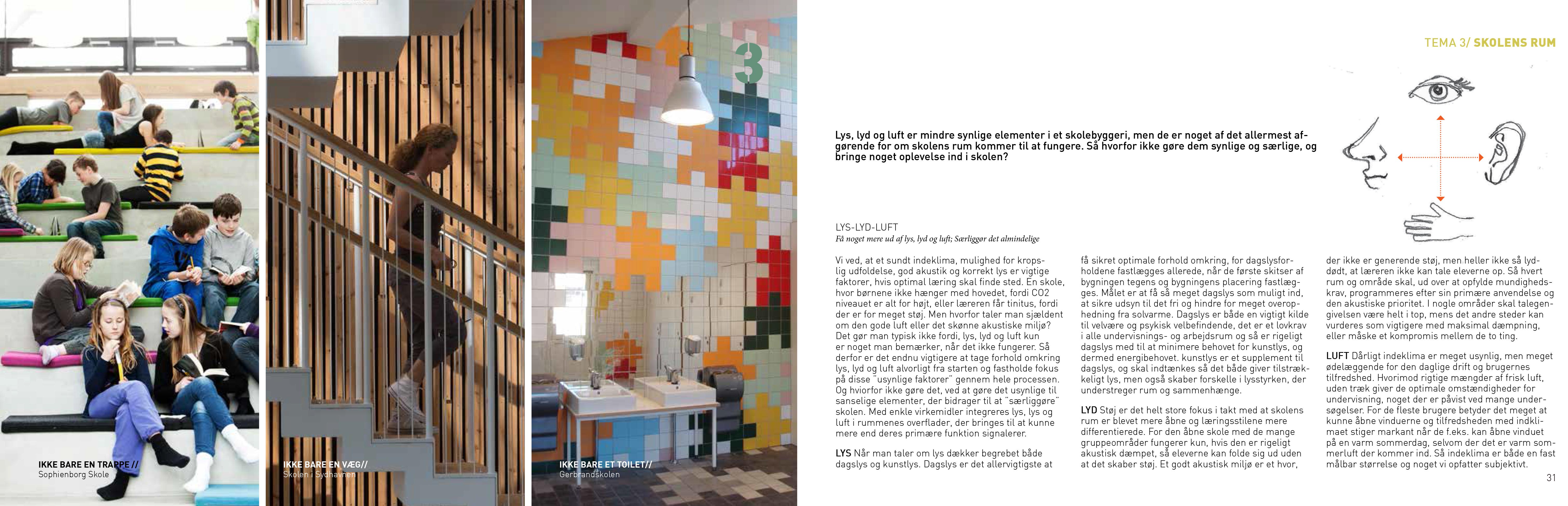 skolen for kunst og design