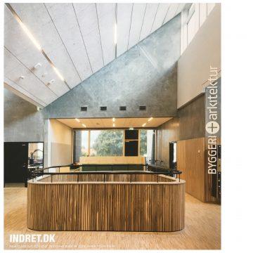 stort interview med Katja i Byggeri og arkitektur