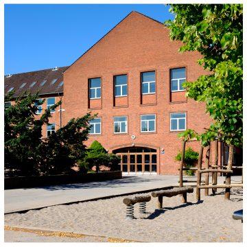 Udvidelse af Holmegårdsskolen