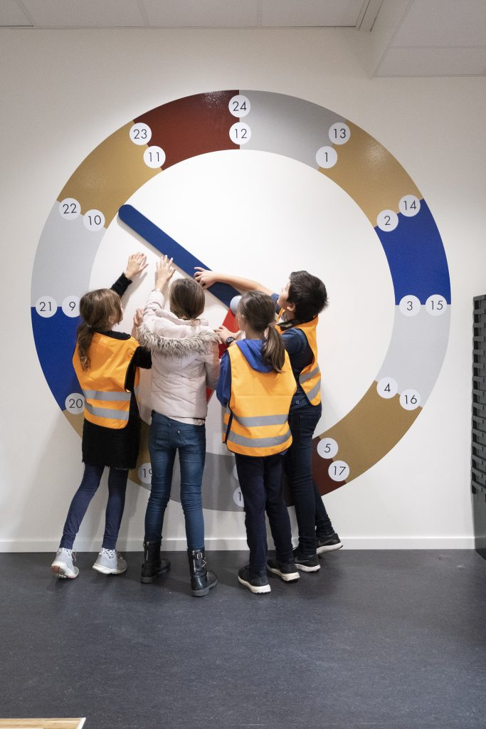 Learning the Clock_foto Torben Eskerod