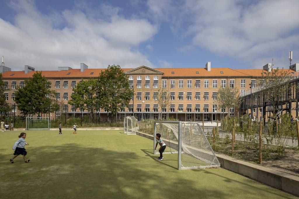 oprindelig skolebygning_foto Torben Eskerod