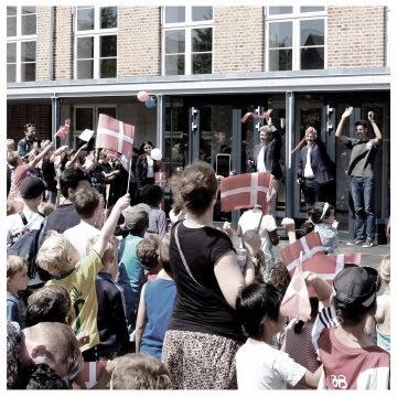 Indvielse af Grøndalsvængets Skole