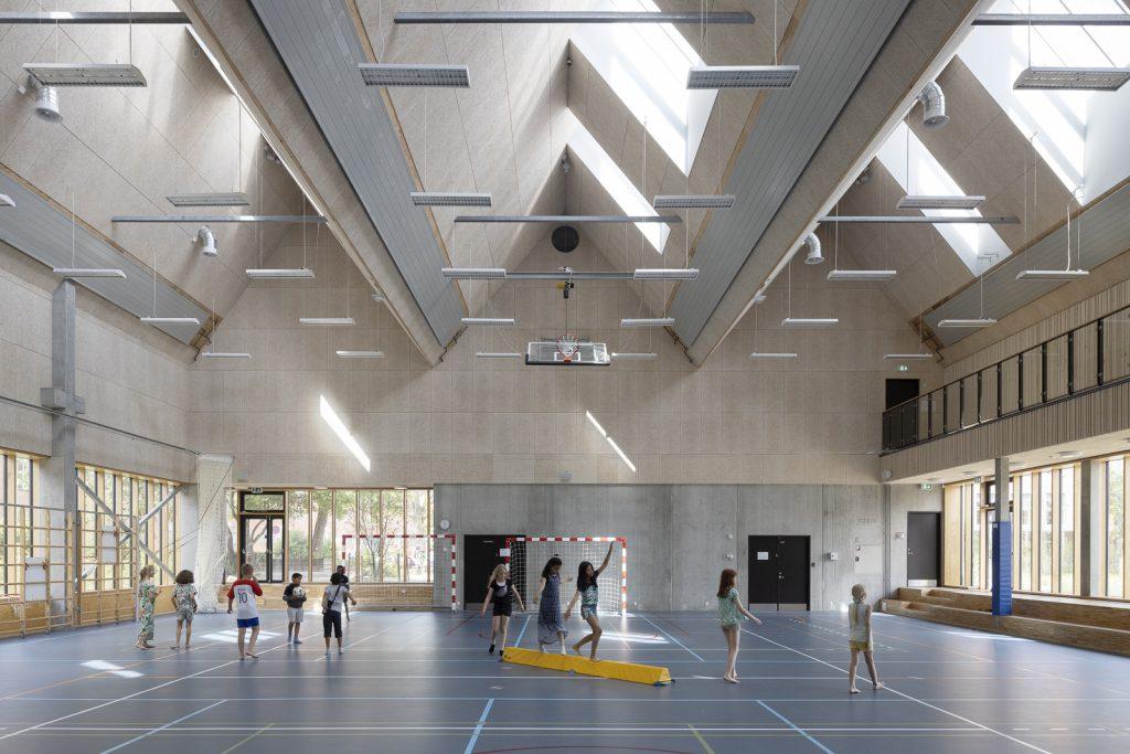 Hallen/ Idrætsbygningen