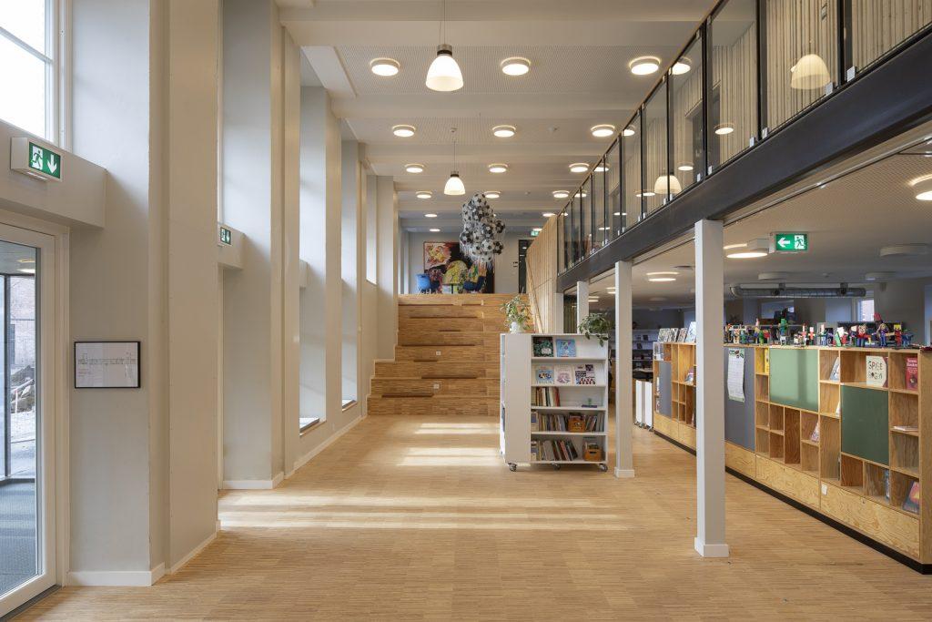 Eks. bygning Læringscenter