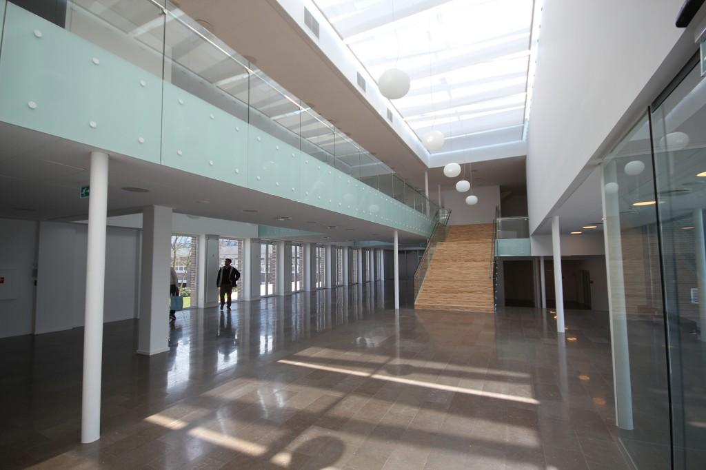 Foyerområde efter ombygning