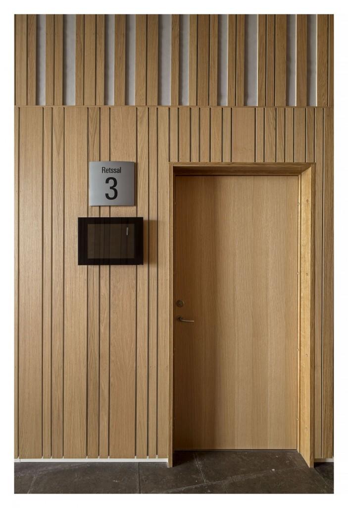 Indgang til retsal_Jens Lindhe foto