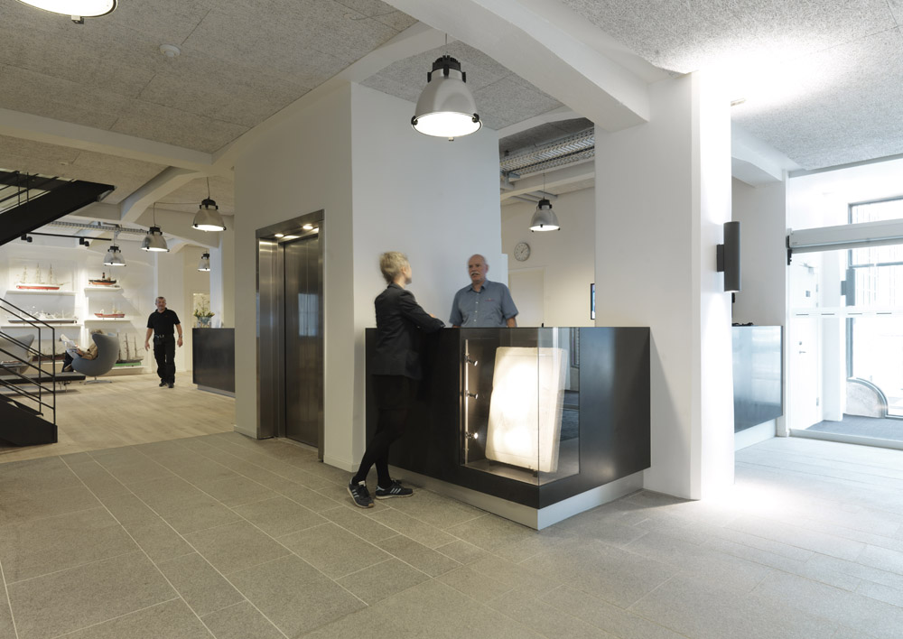 Reception_Anders Hviid foto