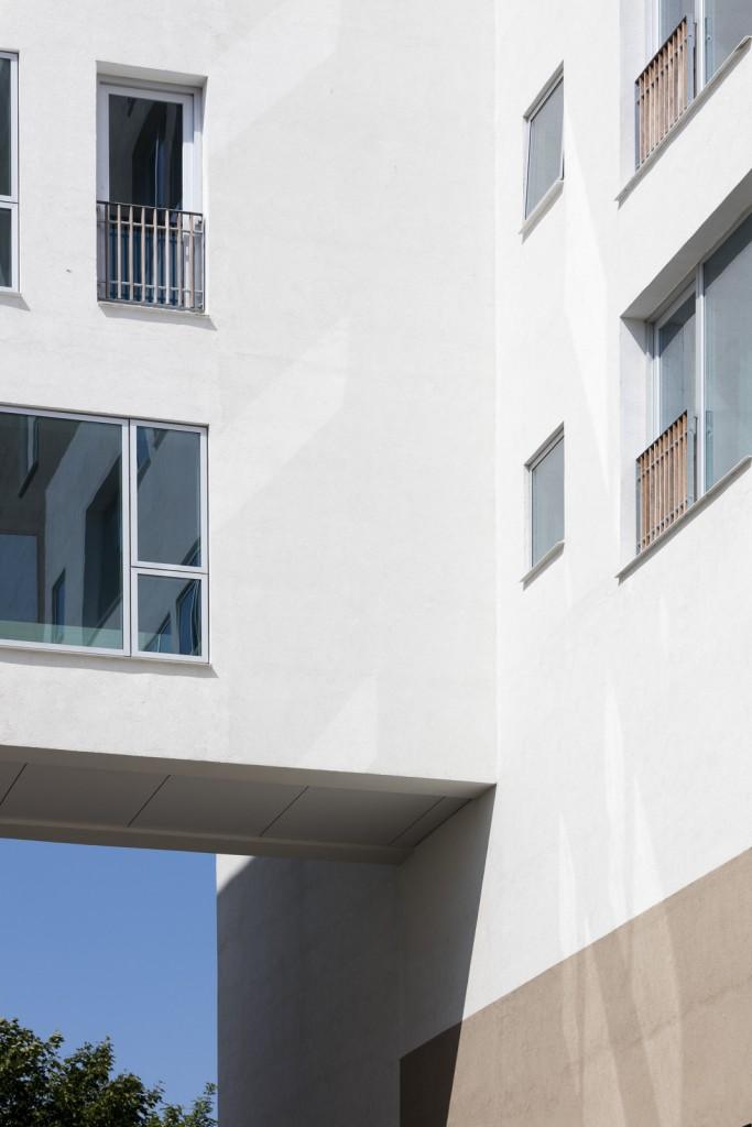 Passage under bygningen_foto Torben Eskerod