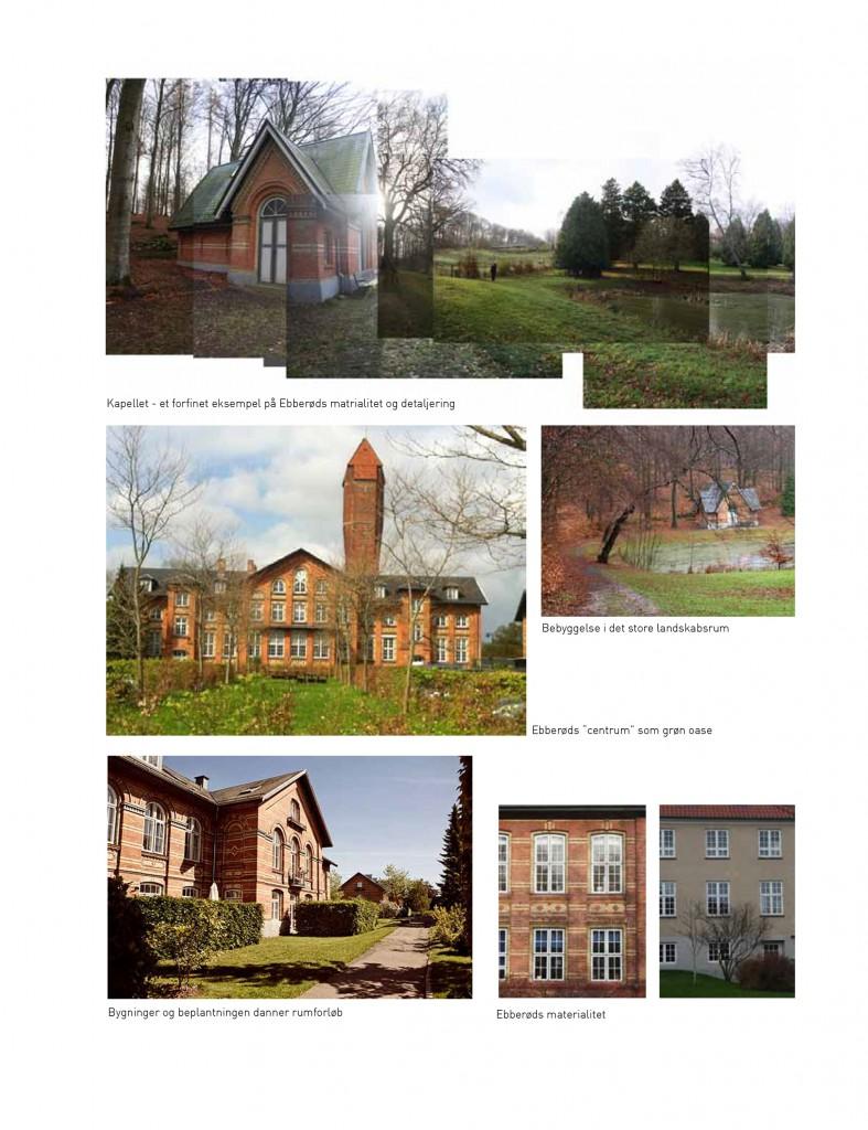 Ebberøds kulturhistoriske arkitektur