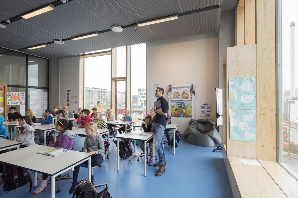 Undervisningslokale_foto Torben Eskerod