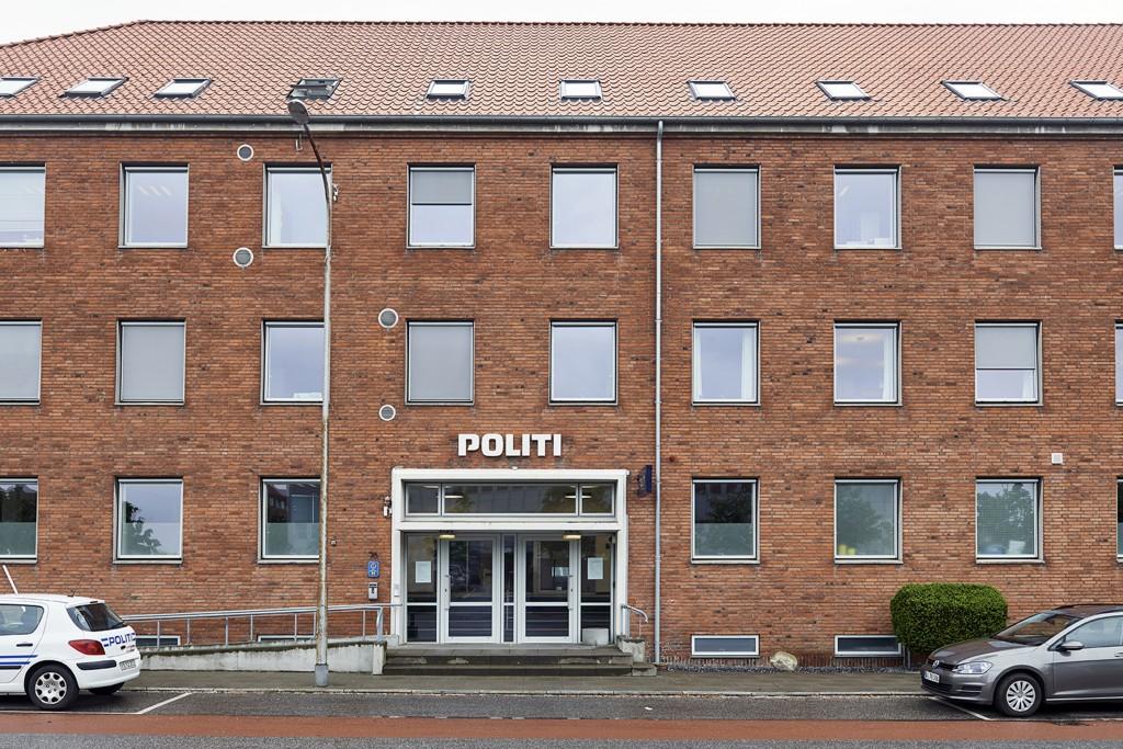Syd og Sønderjyllands politistation i Esbjerg_foto Christer Holte