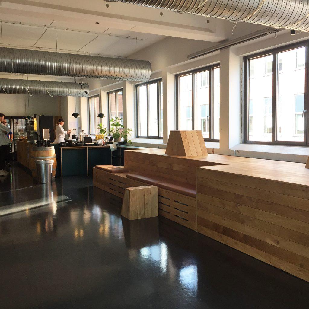 HRS/ Elevrestaurant/ Caféområde