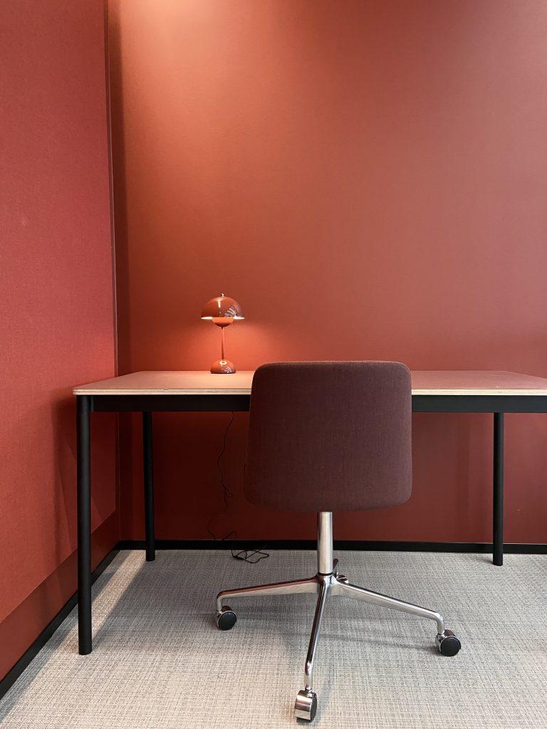 Flexrum i den røde korridor