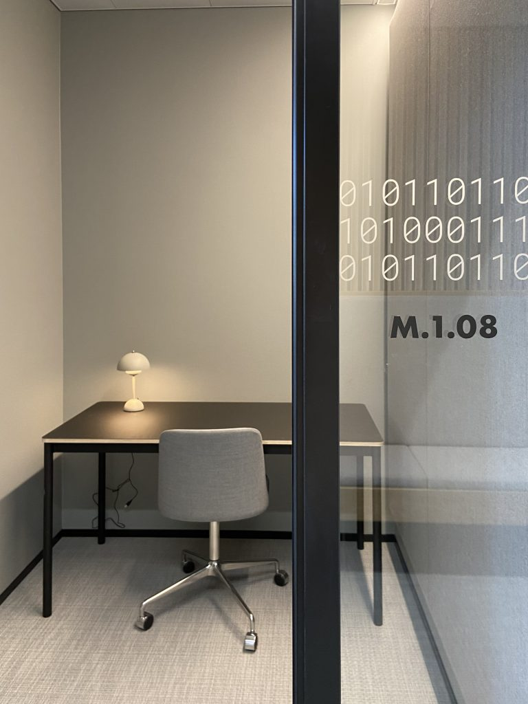 Flexrum i den grå korridor