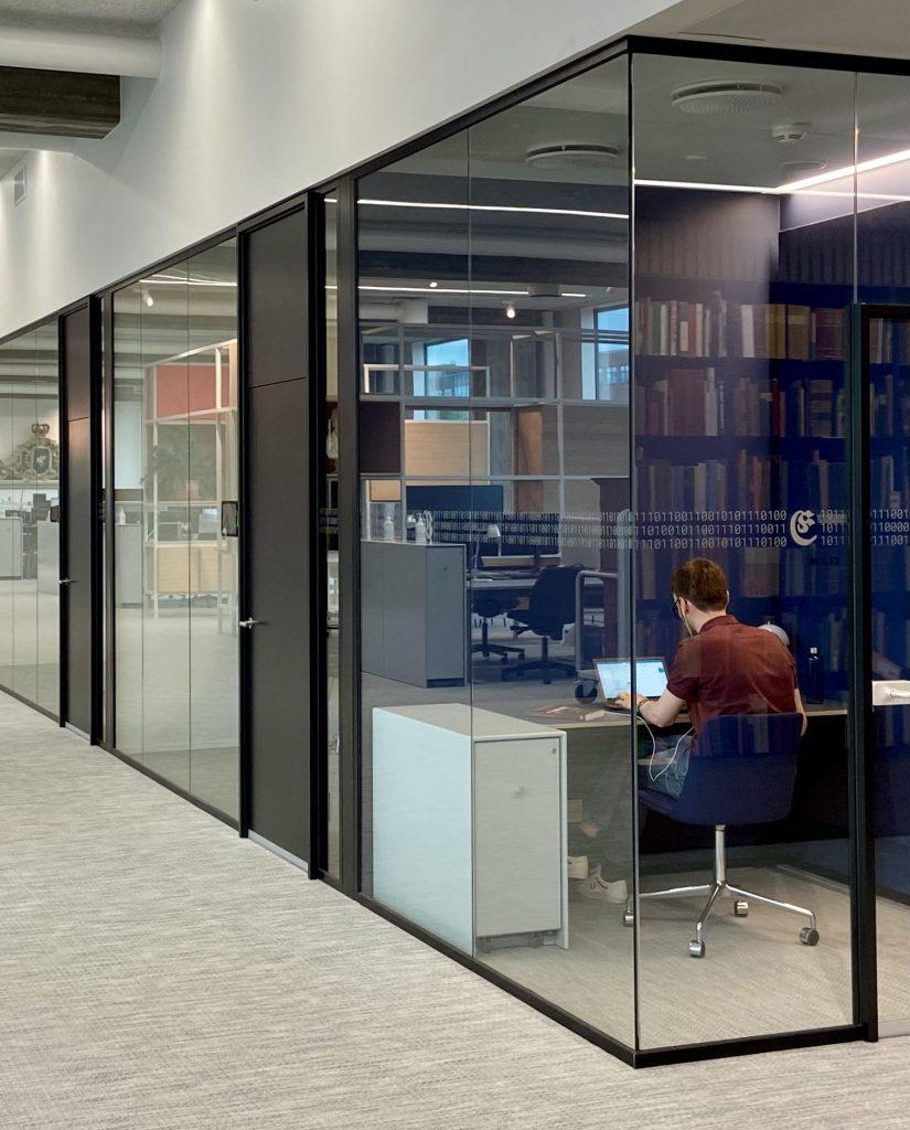 Flexrum i den blå korridor