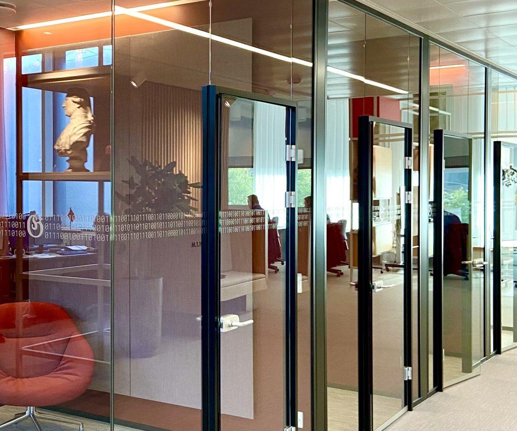 møderum i den røde korridor