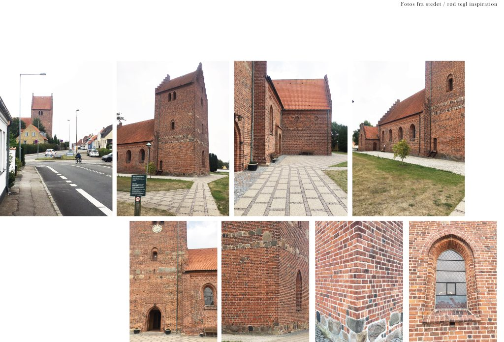 Kontekstens Arkitektur og materialer