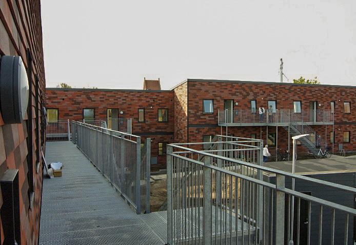 Bebyggelsen fra havesiden_byggeplads